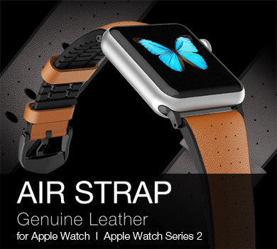 Genuine Leather Air Strap for Apple Watch