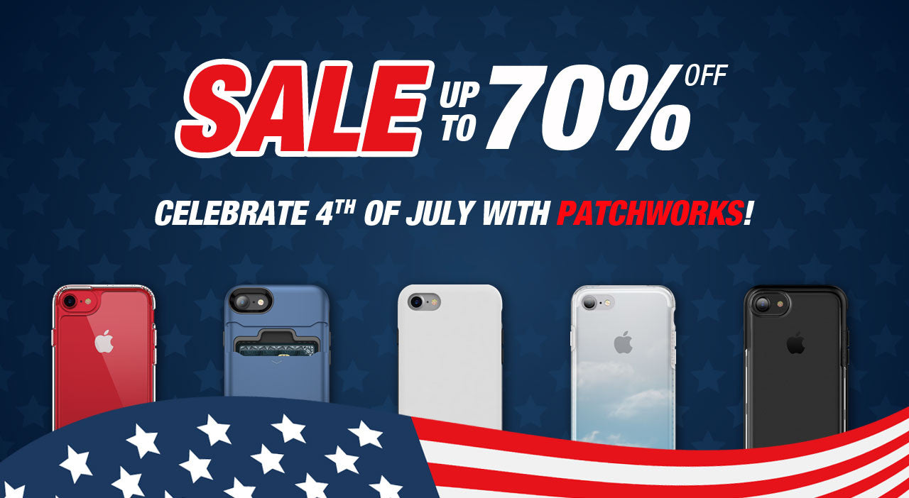 Patchworks 4th of July Sale