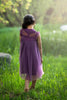 Magnolia Vintage Purple Ruffle & Tulle Smock Dress - Just Couture