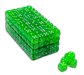 200 green translucent casino gaming 16mm dice