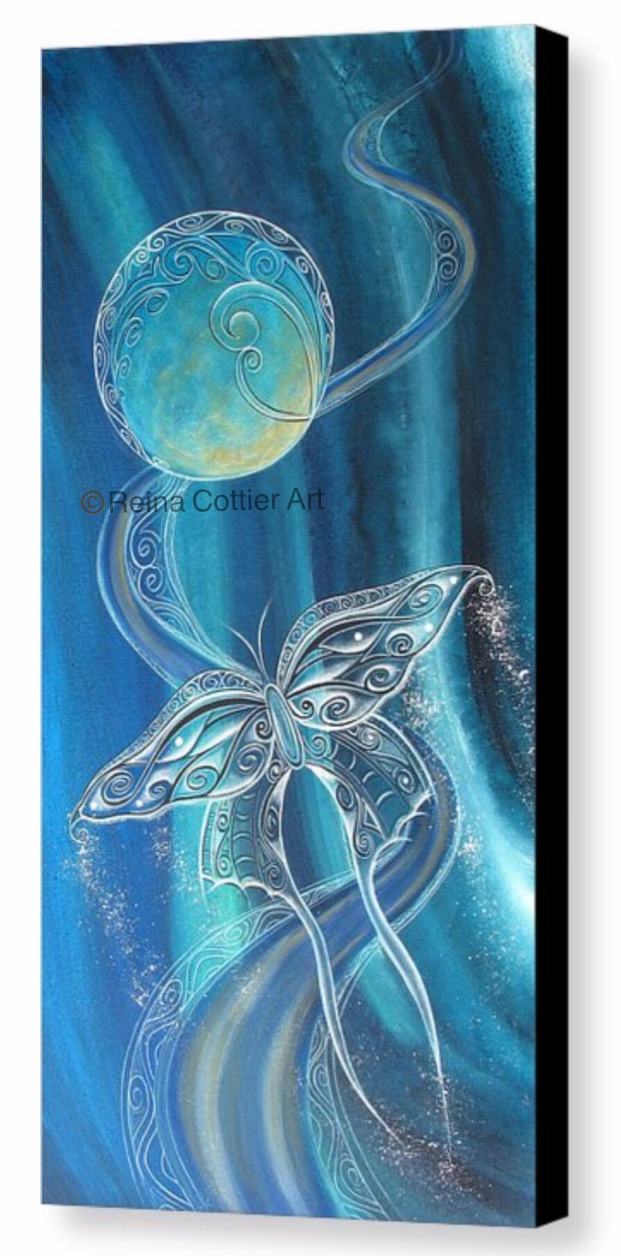 Canvas Print - Fly Free (3 sizes)