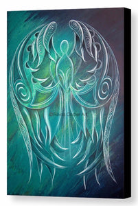 Canvas Print- Angel 1 (3 sizes)