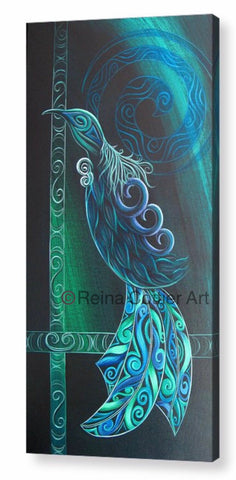 Canvas Print - Tui (3 sizes)