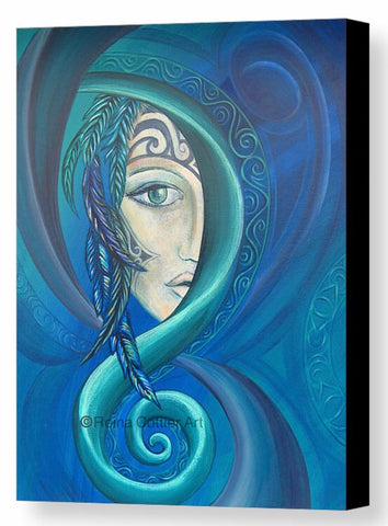 Canvas Print- The Dreamcatcher (3 sizes)
