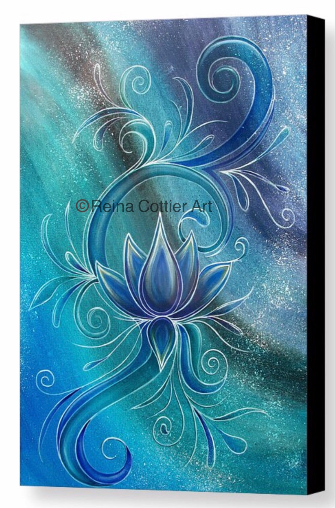 Canvas Print - Lotus 1 (4 sizes)