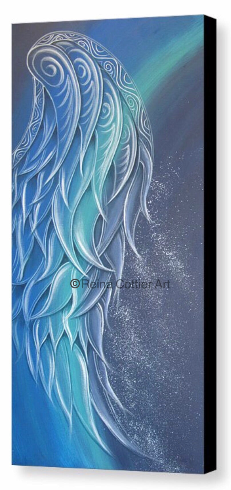 Canvas Print - Angel Wing  (3 sizes)