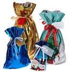 Load image into Gallery viewer, 【Quarterly discount -- Welcoming christmas】Drawstring Christmas Gift Bags