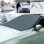 Load image into Gallery viewer, UNIVERSAL PREMIUM WINDSHIELD SNOW COVER SUNSHADE (50% OFF 🔥 Christmas Sale)