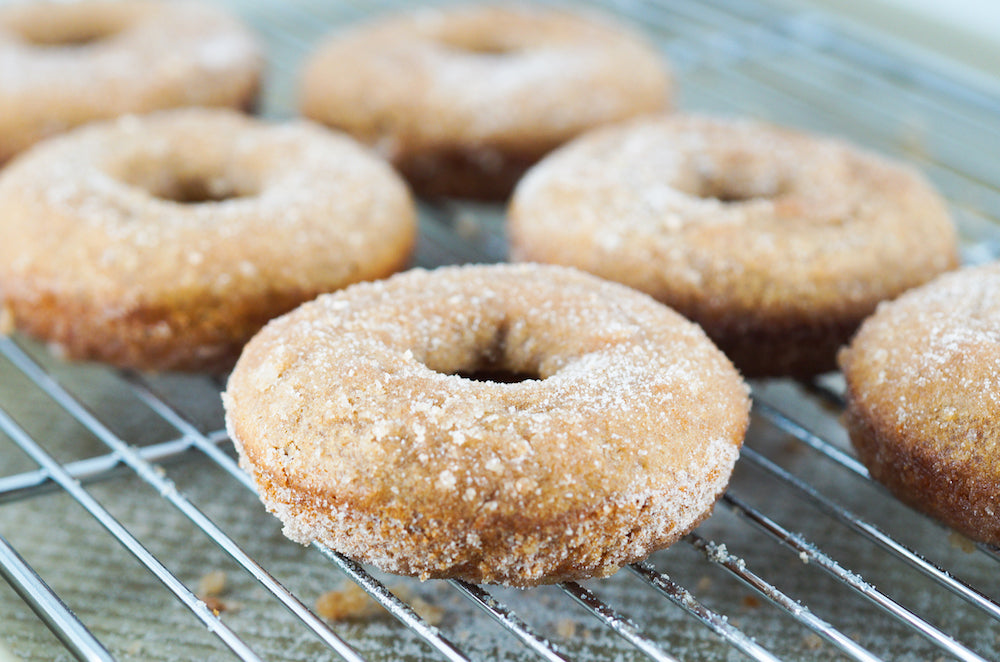 Cinnamon Donut Mix