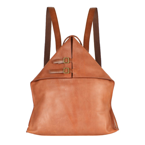 A-Line Back Pack (Brown)