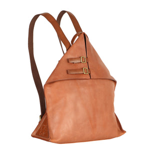 Back Pack (Brown)
