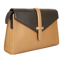 Load image into Gallery viewer, Envelope Bag - Camel Brown