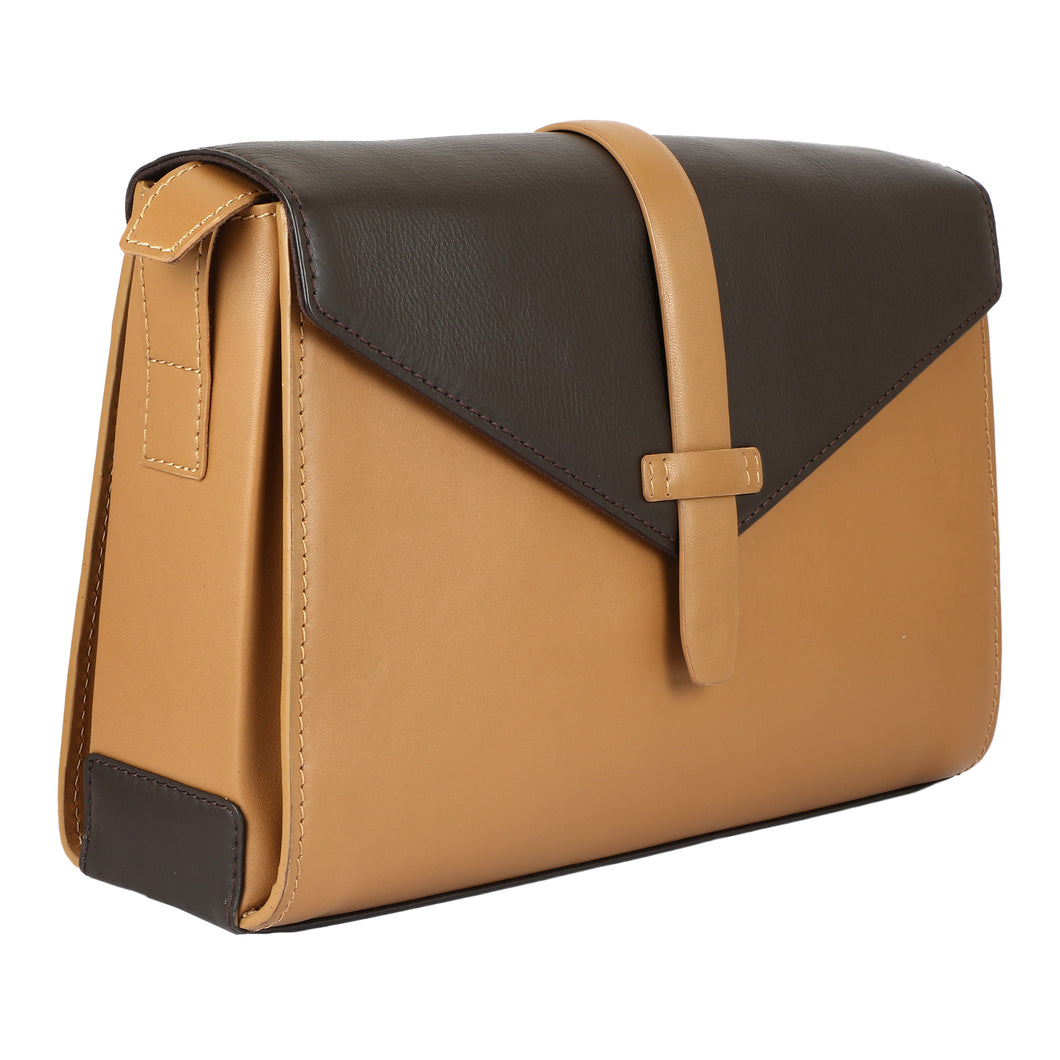 Envelope Bag - Broad Camel Brown