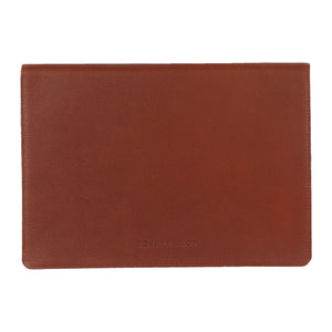 Laptop Sleeve (Reddish Brown)
