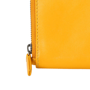 Laptop Sleeve with Zip (Yellow)