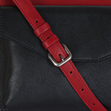 Load image into Gallery viewer, TOP ZIP (RED) - CROSS BODY SLING