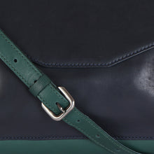 Load image into Gallery viewer, TOP ZIP (FOREST GREEN) - CROSS BODY SLING