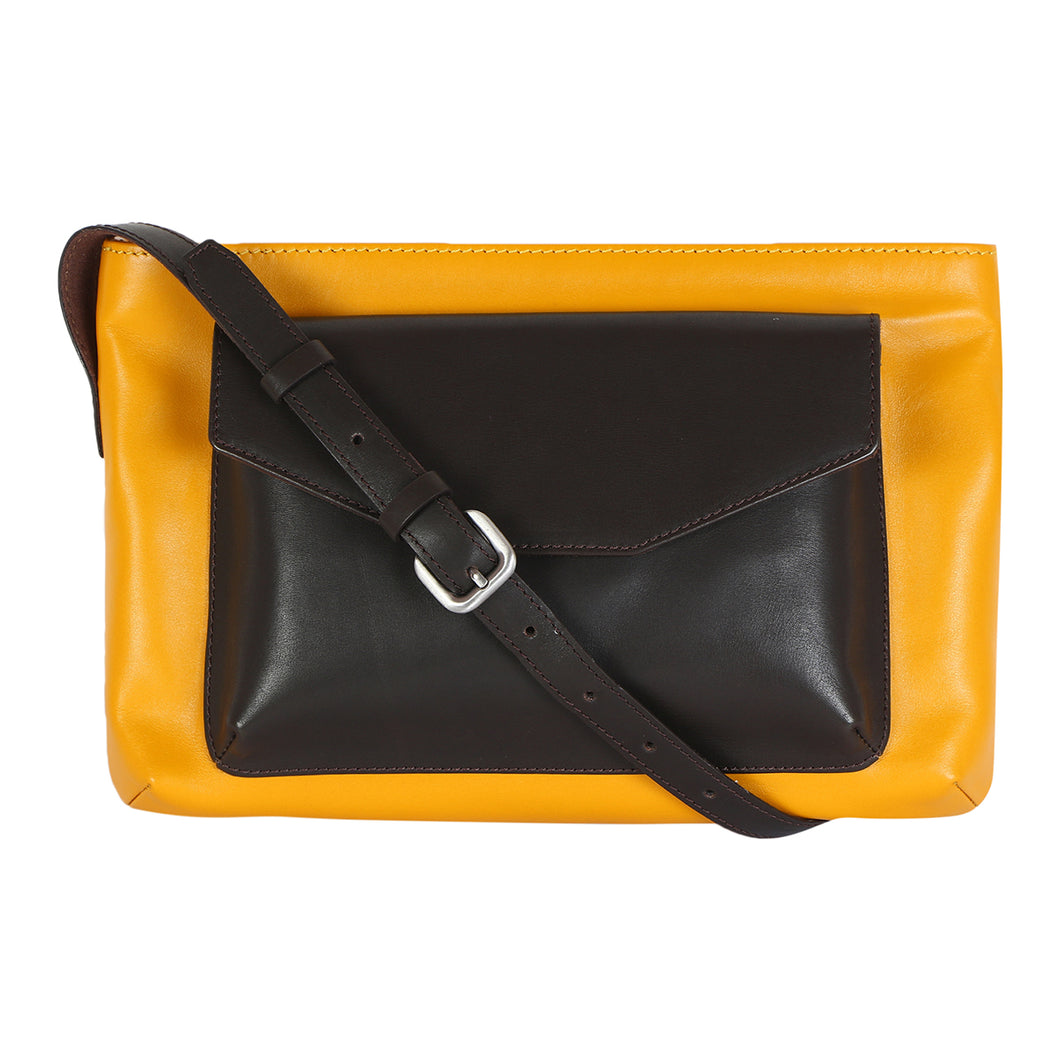 TOP ZIP (YELLOW SUBMARINE) - CROSS BODY SLING