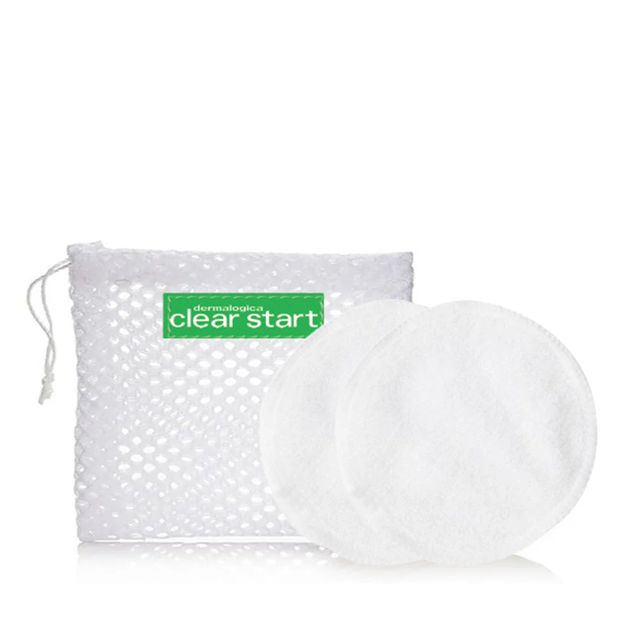 clear start cotton rounds