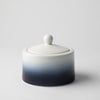 GALATEO - Ombre Cobalt Blue Sugar Pot