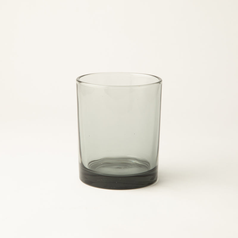 JENNA CLIFFORD - Solid Colour Tumbler Smoke Set of 4
