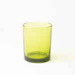 JENNA CLIFFORD - Solid Colour Tumbler Green Set of 4