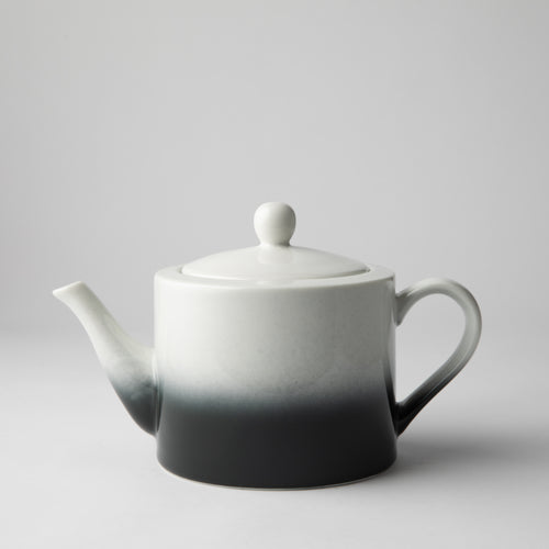 GALATEO - Ombre Black Teapot