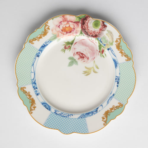 JENNA CLIFFORD - Italian Rose Side Plate