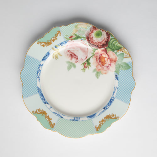 JENNA CLIFFORD - Italian Rose Dinner Plate