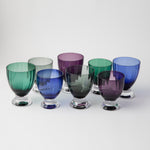 JENNA CLIFFORD - Juice Glass Black Set of 4