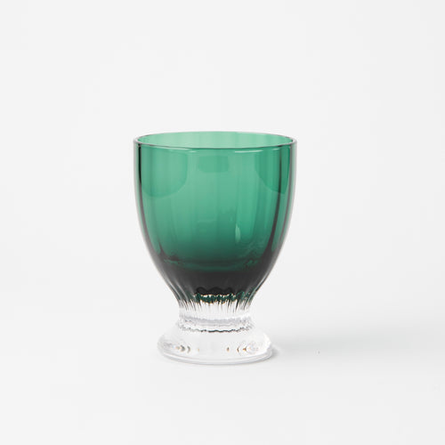 JENNA CLIFFORD - Juice Glass Green Set of 4
