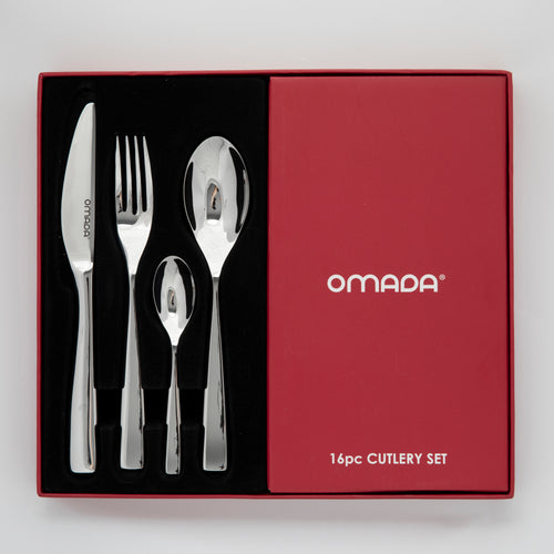 OMADA - Casino 16 Piece Cutlery Set