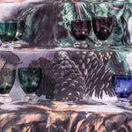 JENNA CLIFFORD - Water Glass Blue Set of 4