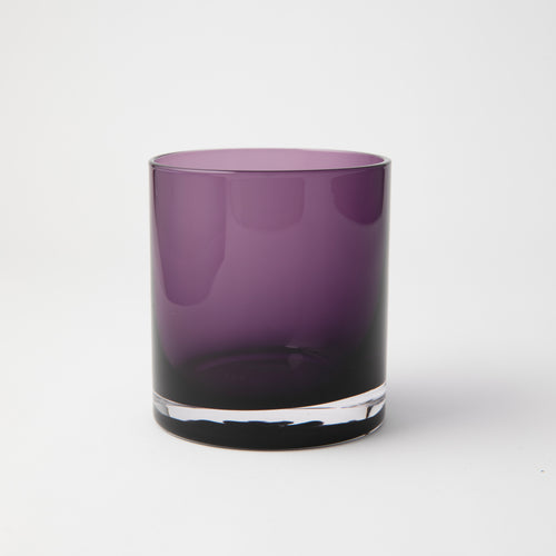 OMADA - Purple Colour Glasses Set of 8