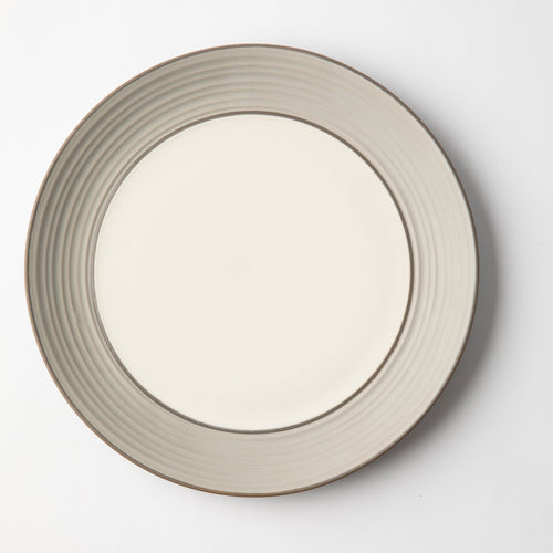 HOTEL COLLECTION - Grey 2 Tone Dinner Set of 4