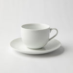 GALATEO - Super White Coupe Tea Set of 4