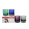 OMADA - Green Colour Glasses Set of 8