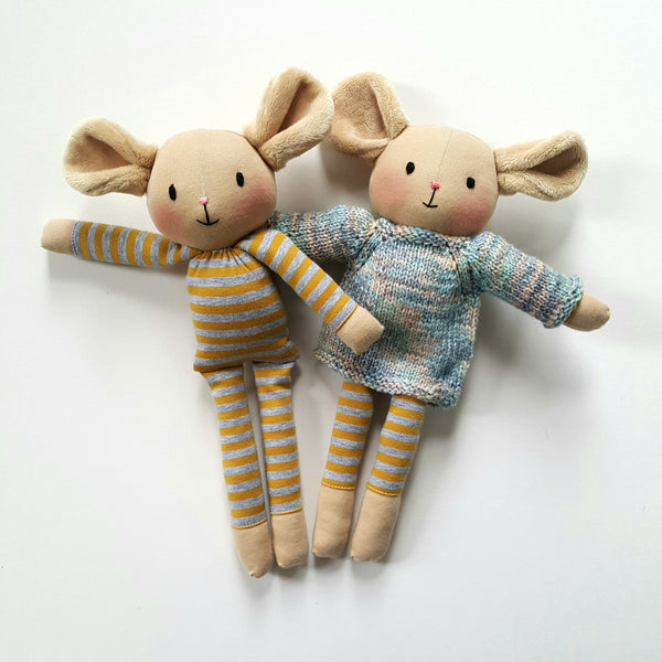 Mouse and Doll Jumpers
