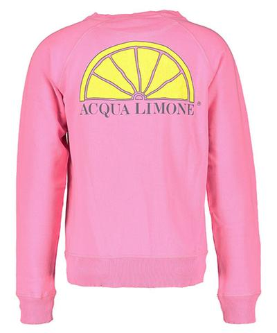 Acqua Limone Sweatshirt Hot Pink