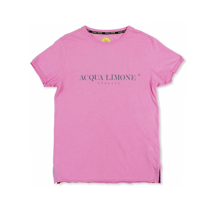 Acqua Limone T-shirt Hot Pink