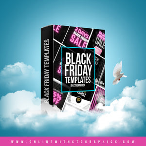Black Friday templates