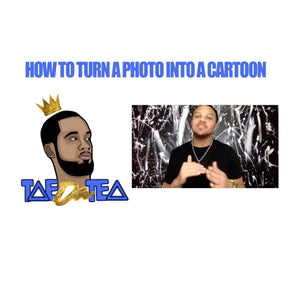 How to turn a photo into a cartoon