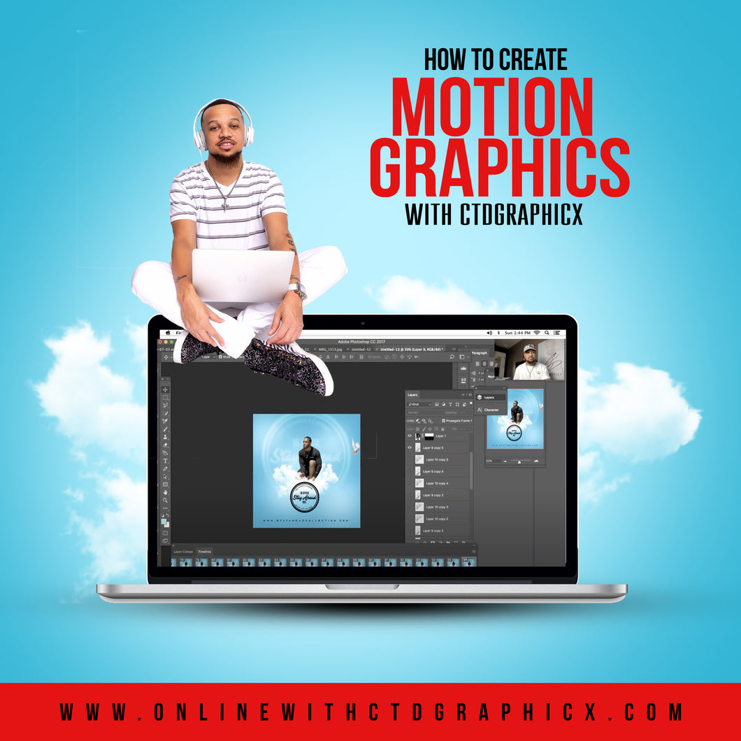 How to create motion graphics with Ctdgraphicx