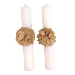Secondary Candle Set Rustic B