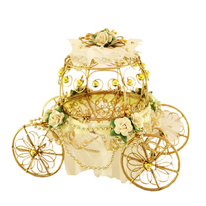 Wedding Carriage (Gold)