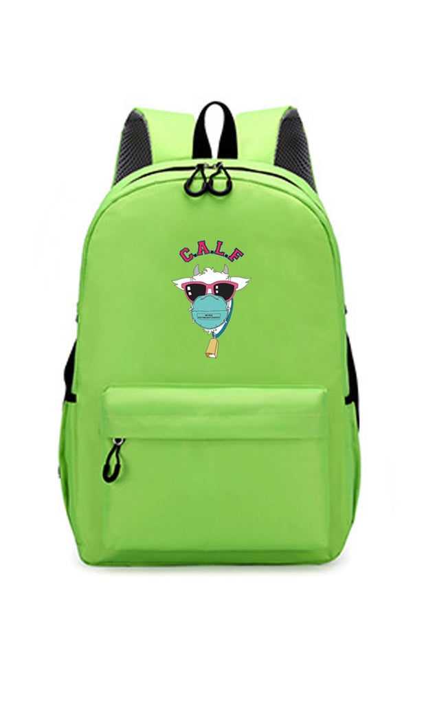 CALF Green Book Bag