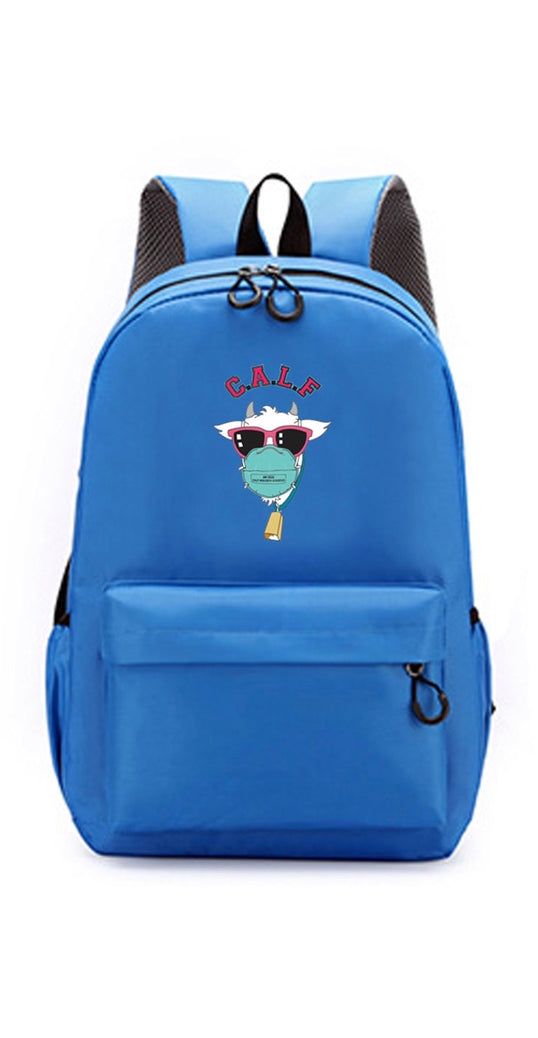 CALF Blue Book Bag
