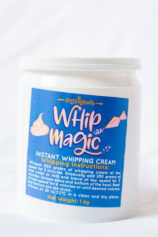 Chefs & Bakers Whip Magic 1kg