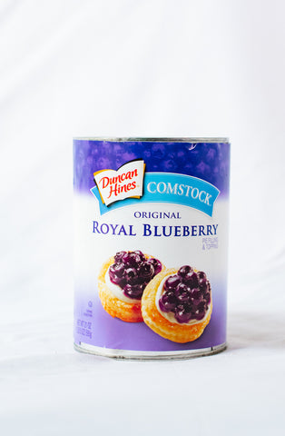 Comstock Royal Blueberry 595g
