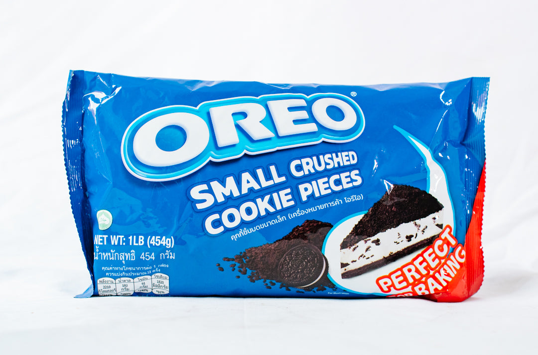 Oreo Crushed Cookies 454g